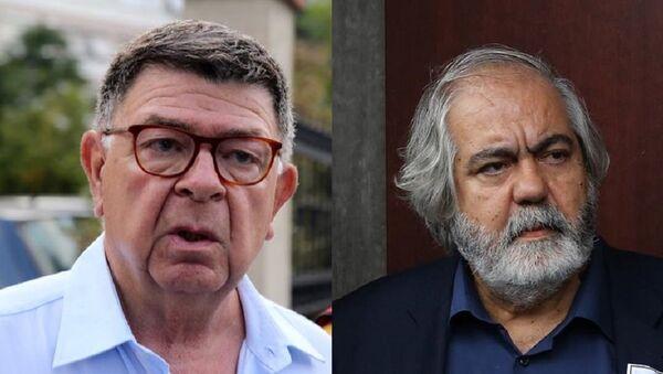 Şahin Alpay ve Mehmet Altan - Sputnik Türkiye