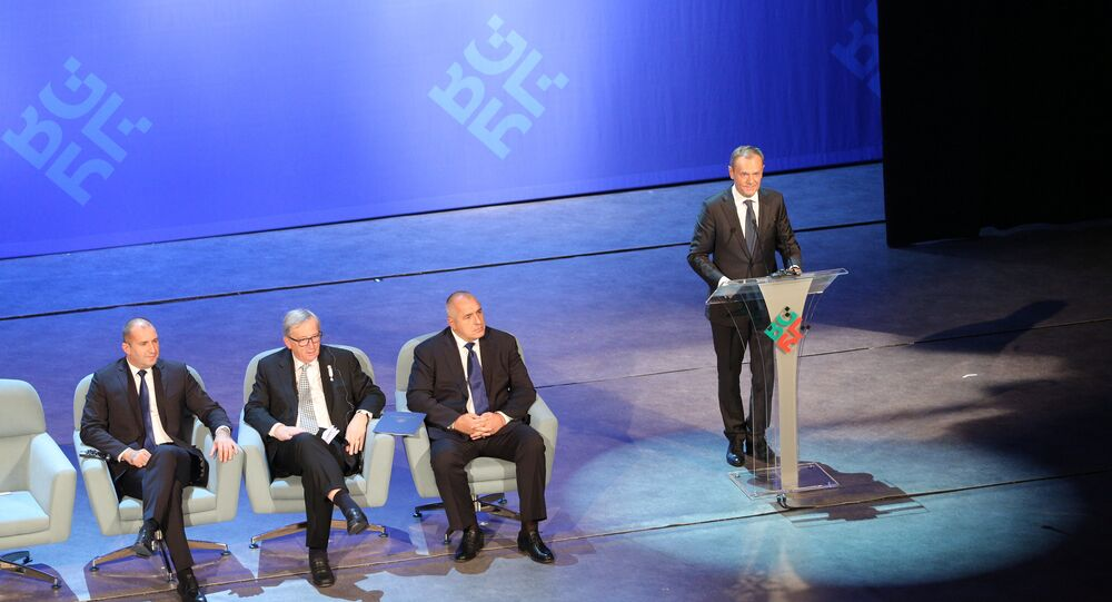 Avrupa Konseyi Başkanı Donald Tusk