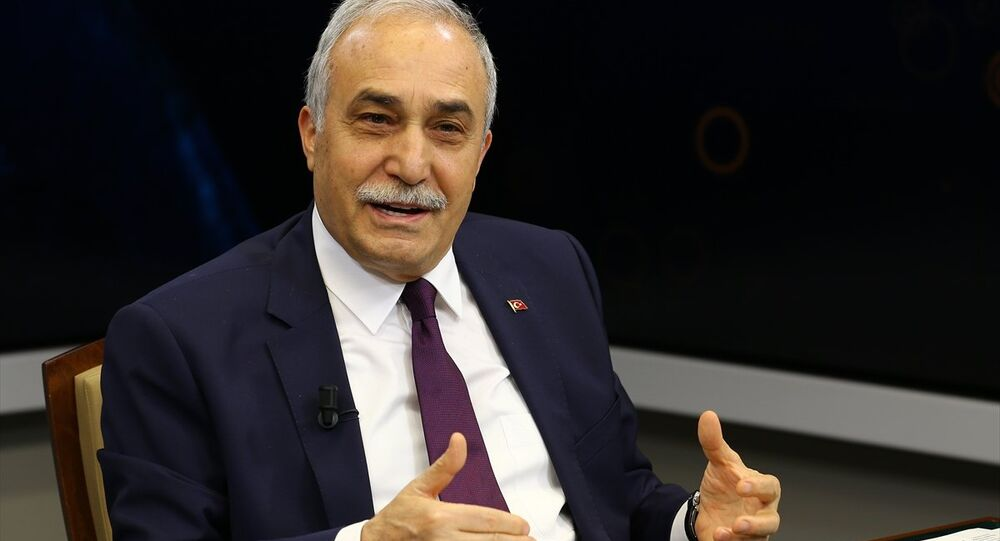 Gıda, Tarım ve Hayvancılık Bakanı Ahmet Eşref Fakıbaba, Anadolu Ajansı (AA) editör masasına konuk oldu.