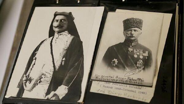 Fahreddin Türkkan - Sputnik Türkiye