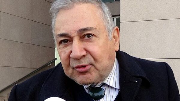 Orhan Kural - Sputnik Türkiye