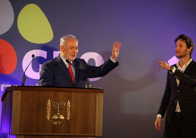 Benyamin Netanyahu Lior Suchard
