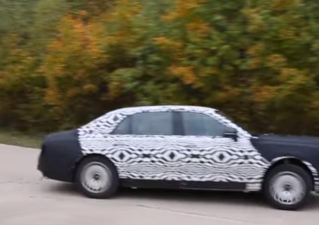 'Kortej otomobilleri, Rus otomotiv sektörüne yeni bir ivme kazandıracak'