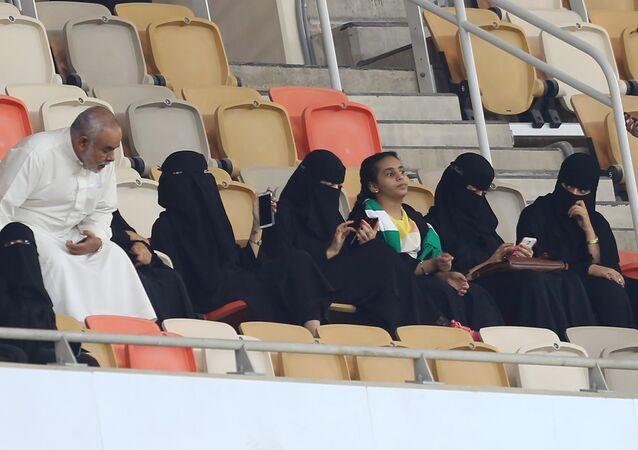 Suudi Arabistan kadınlara stadyumlara girme hakkı tanıdı