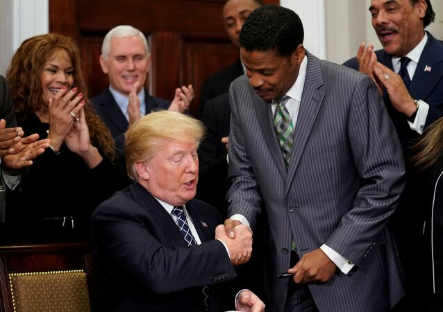 Trump Luther imza