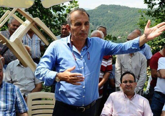 Trabzon'un Beşikdüzü Belediye Başkanı Orhan Bıçakçıoğlu