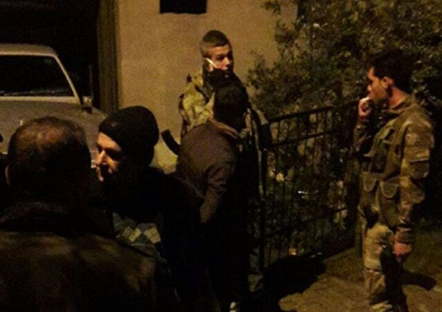 'Silahlı grup' iddiası polisi alarma geçirdi