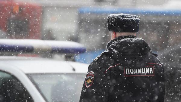 Rusya-polis - Sputnik Türkiye