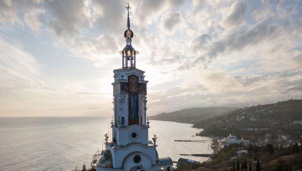 Doğal güzellikleriyle büyüleyen Kırım - Sputnik Türkiye