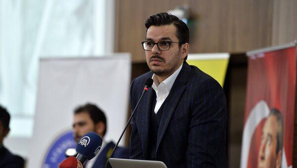 TRT Genel Müdürü İbrahim Eren - Sputnik Türkiye