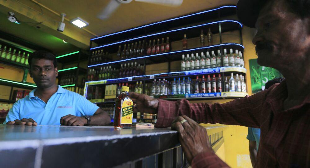 Sri Lanka-Alkol