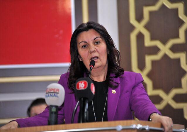 CHP Genel Başkan Yardımcısı Lale Karabıyık