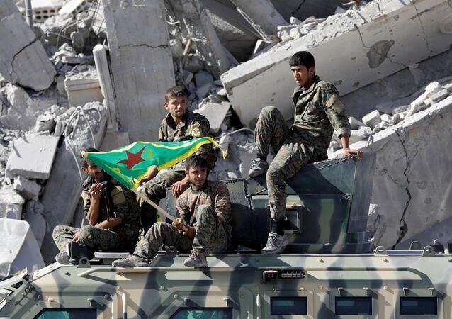 Rakka DSG YPG