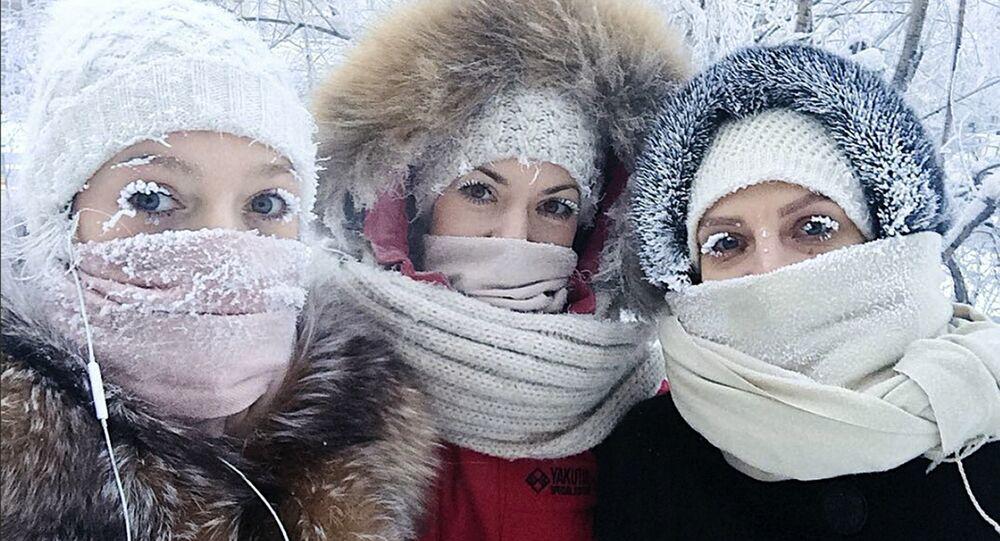 Yakutistan'da aşırı soğuklar