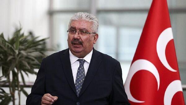 Semih Yalçın - Sputnik Türkiye