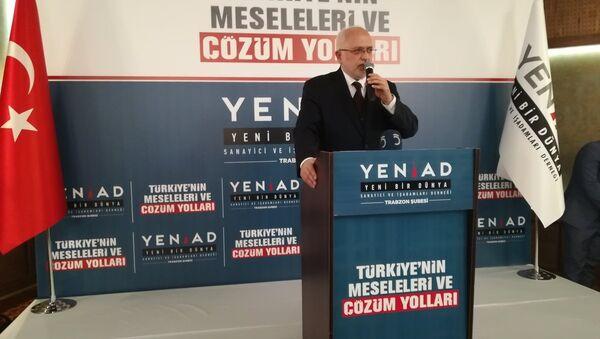 YENİAD Başkanı Selman Esmerer - Sputnik Türkiye