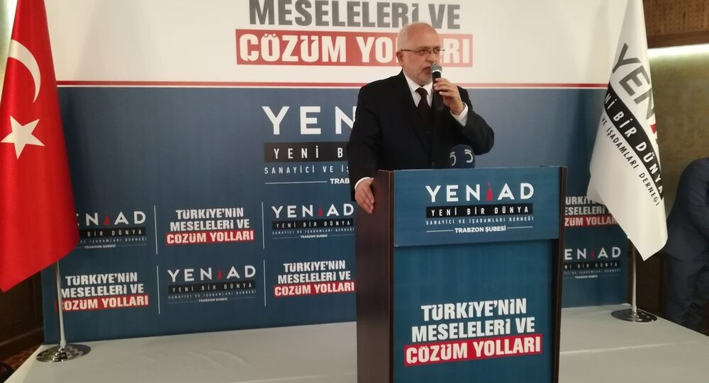 YENİAD Başkanı Selman Esmerer