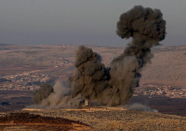 Afrin'e operasyon