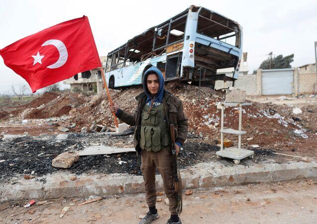 Zeytin Dalı Harekatı, Afrin, TSK, ÖSO