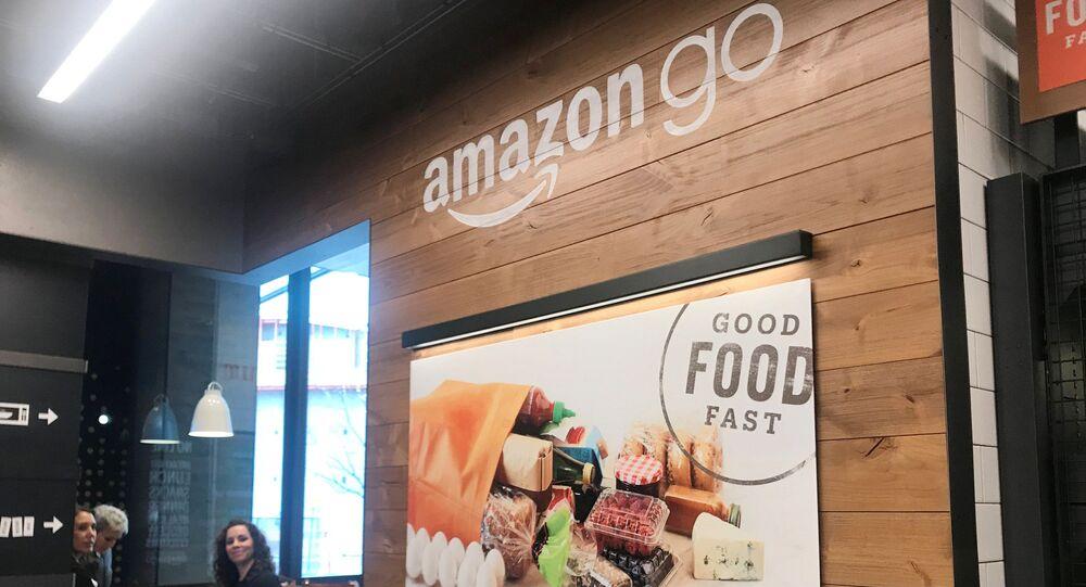 Amazon Go: Amazon'un kasa ve kasiyersiz ilk süpermarketi
