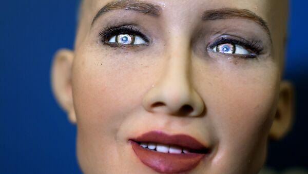Robot Sophia - Sputnik Türkiye