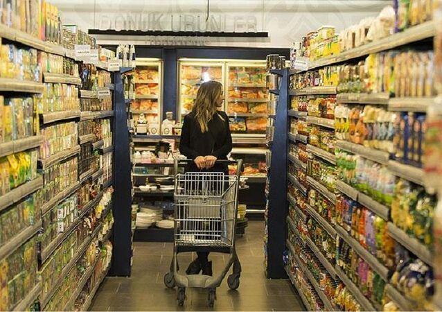 tüketici, alışveriş, market