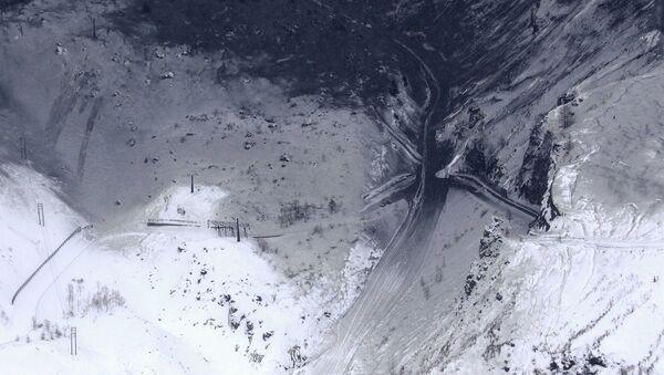 Japonya yanardağ patlaması - Sputnik Türkiye