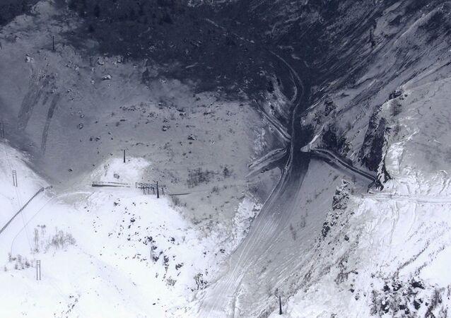 Japonya yanardağ patlaması