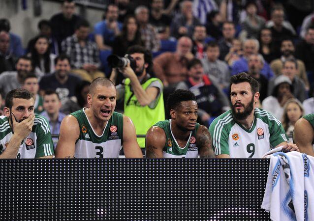 Panathinaikos basketbol takımı