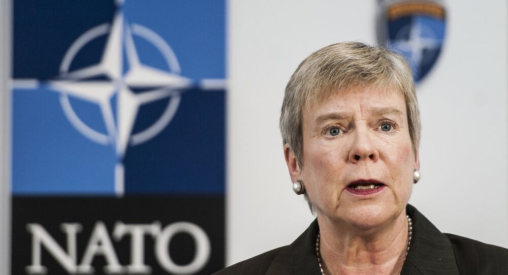 NATO Genel Sekreteri Yardımcısı Rose Gottemoeller