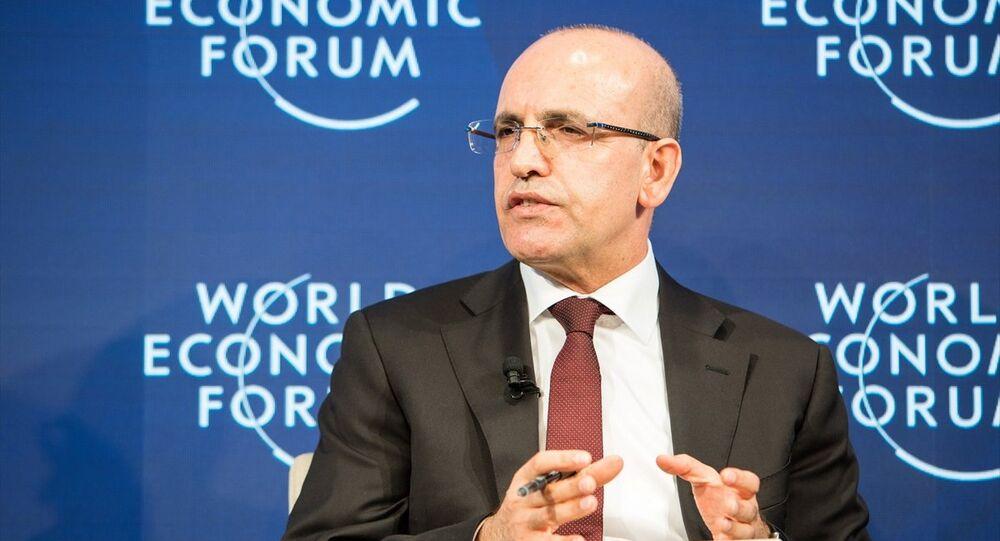 Mehmet Şimşek Davos 2018