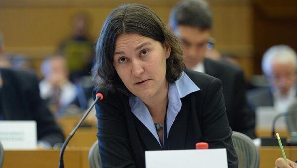 Avrupa Parlamentosu (AP) Türkiye Raportörü Kati Piri - Sputnik Türkiye