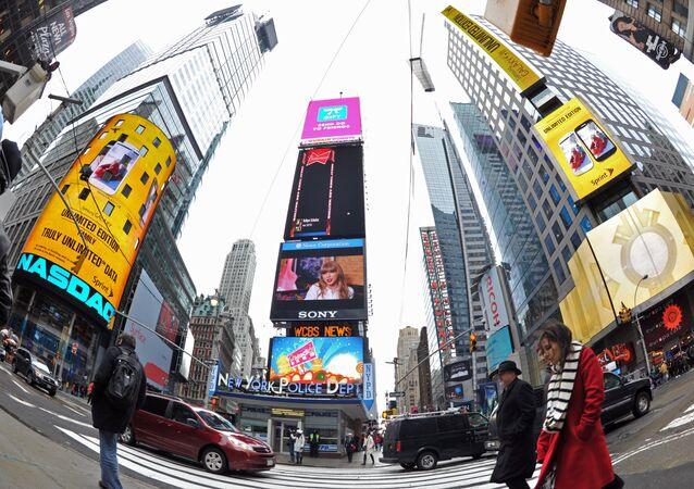Times Meydanı- New York