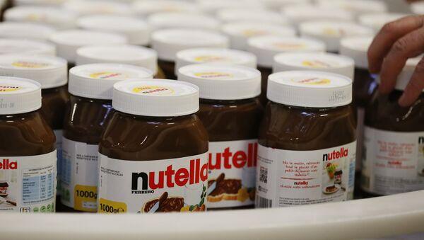 Nutella - Sputnik Türkiye