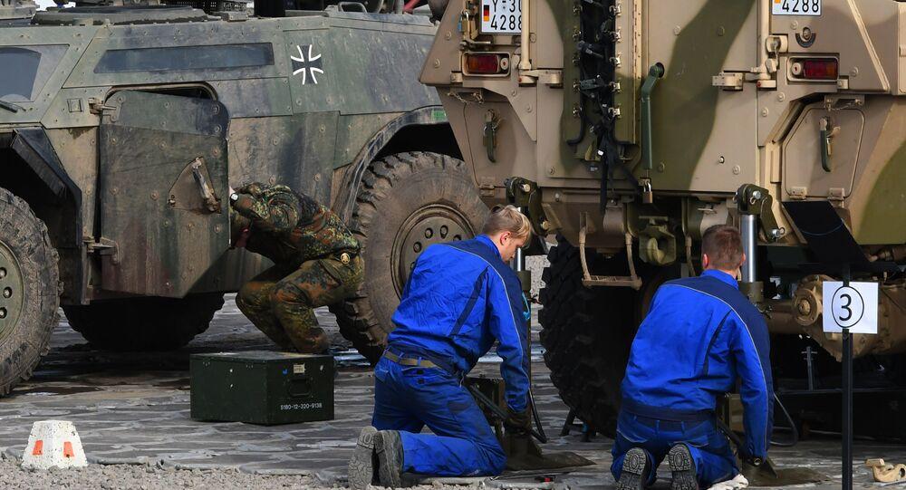 Alman ordusu