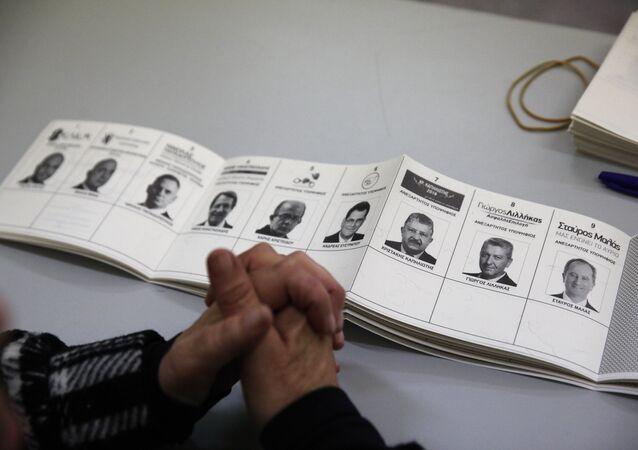 Kıbrıs'ta seçimler
