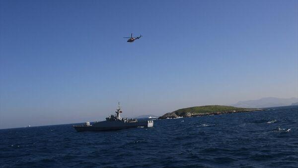 Yunanistan Savunma Bakanı Kardak'a yaklaştırılmadı - Sputnik Türkiye