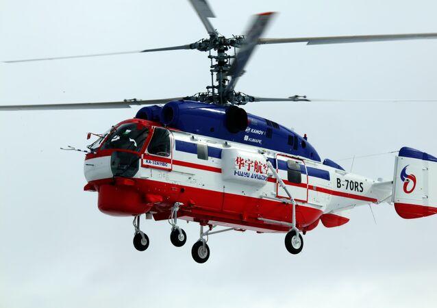 Ка-32А11ВС helikopteri