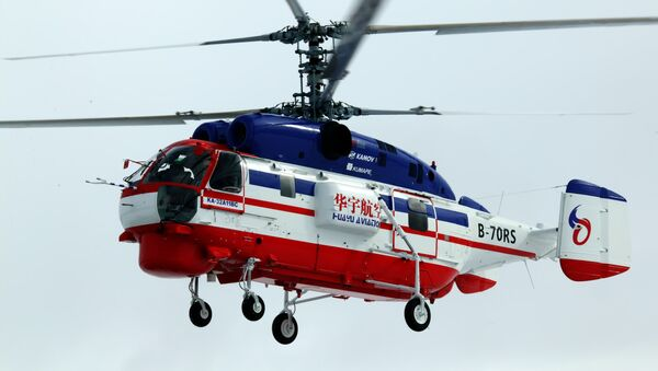 Ка-32А11ВС helikopteri - Sputnik Türkiye