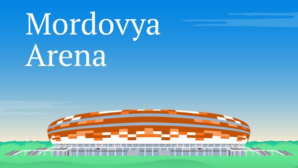Mordovya Arena - Sputnik Türkiye
