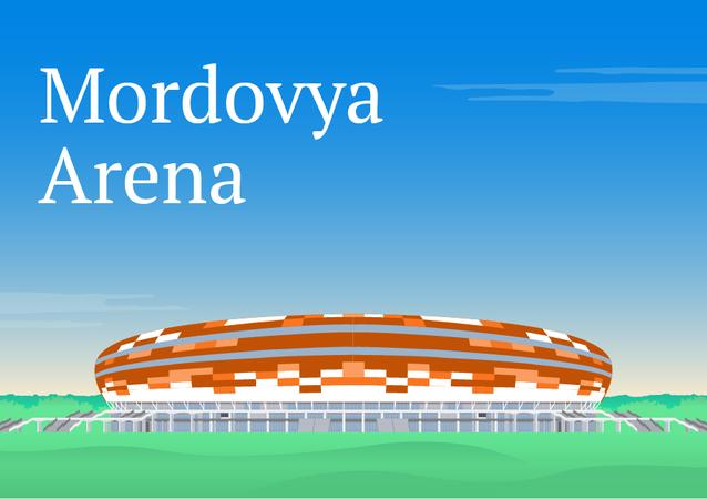 Mordovya Arena
