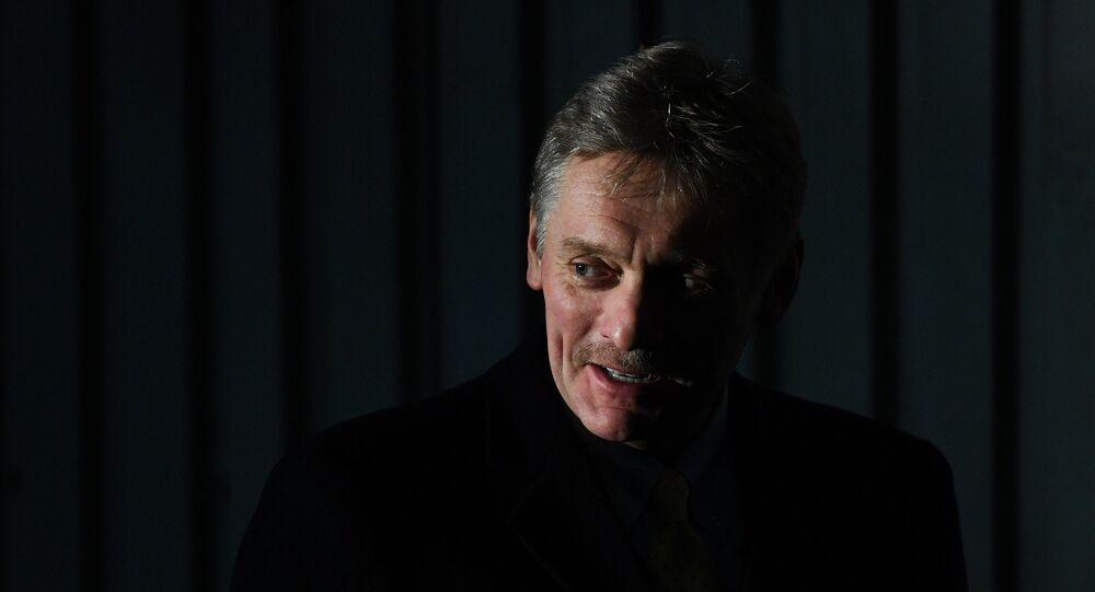 Kremlin Sözcüsü Dmitriy Peskov