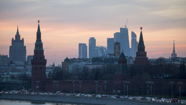 Kremlin- Moskova - Sputnik Türkiye