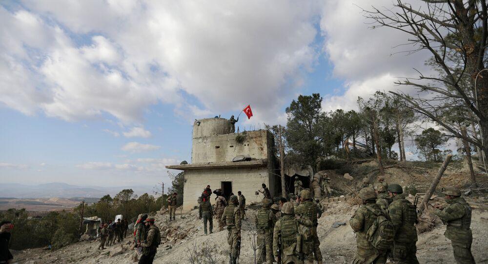 Burseya Dağı-Afrin