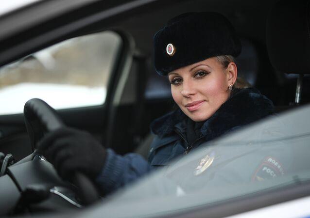 Moskova polisi