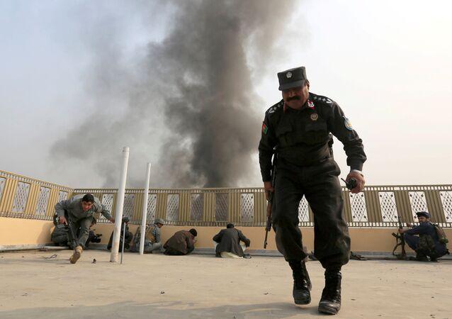 Afganistan Celalabad çatışma