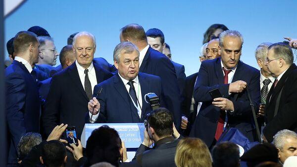 Rusya Devlet Başkanlığı Suriye Özel Temsilcisi Aleksandr Lavrentyev - Sputnik Türkiye