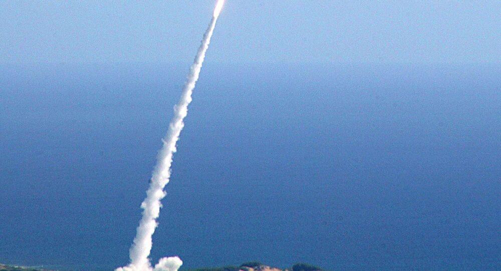 ABD-Aegis-Füze savunma sistemi-Deneme