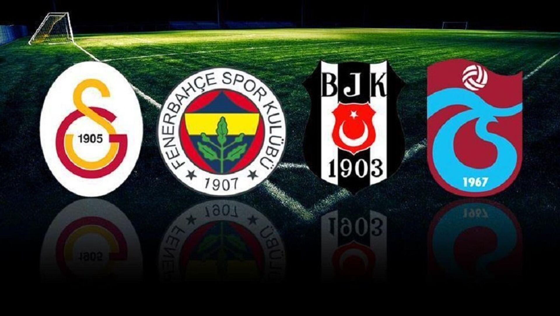 Dört büyükler  - Sputnik Türkiye, 1920, 11.04.2021