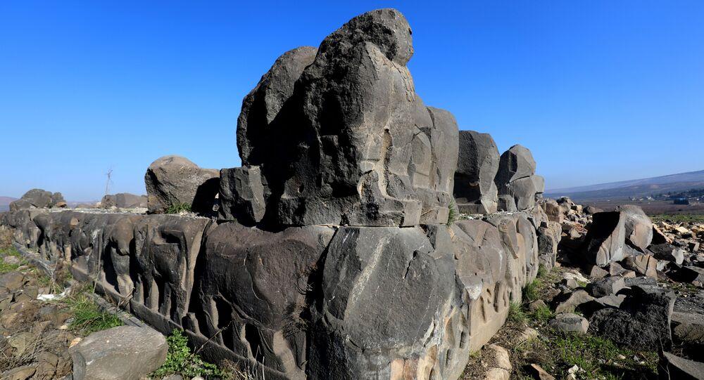 Ayn Dara tapınağı